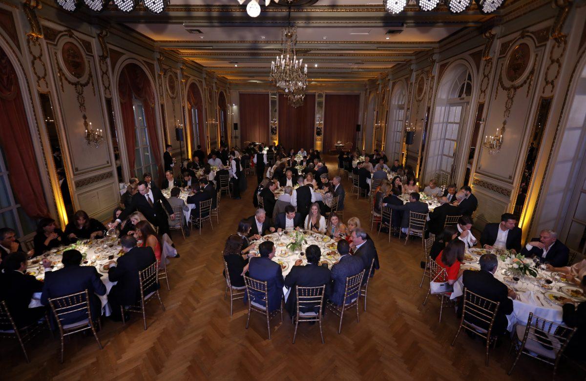 Convención anual de Toyota Financial Service en el Hotel Alvear Palace 05-11-2019Todos los derechos reservados al autor.Ley 11.723ph: Oscar Roberto Castro - @robycomby