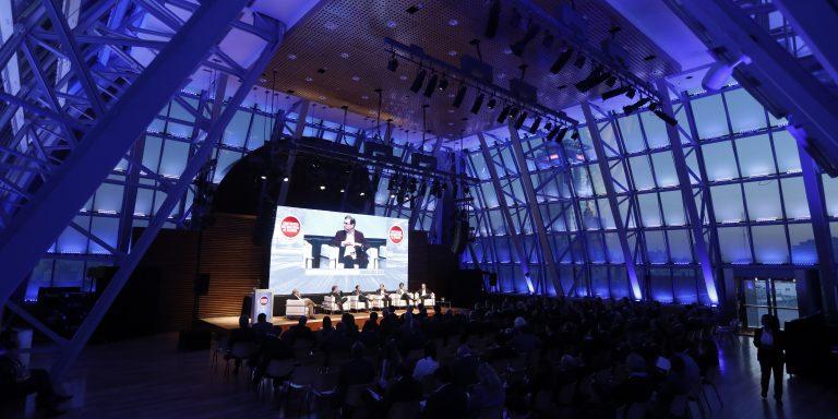 Evento Conferencia Internacional de Seguros realizado en CCK (Centro Cultural Kirchner) Todos los derechos reservados al autor. Ley 11.723 ph: Oscar Roberto Castro - @robycomby